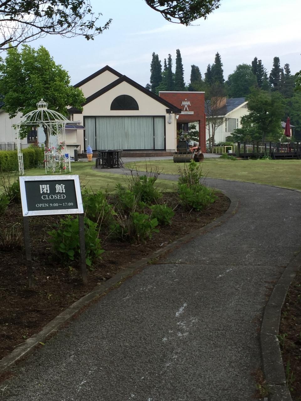 河口湖ミューズ館 カフェもあります